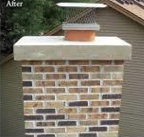 After Repointing